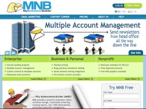 MyNewsletterBuilder.com